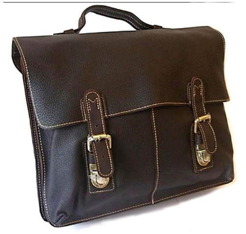 Ledertasche Business Style