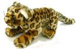 Stofftier Jaguar klein