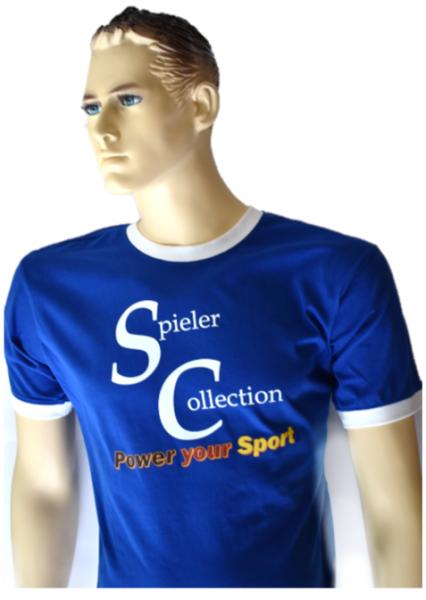 T-Shirt mit Spieler Collection, Power your Sport.