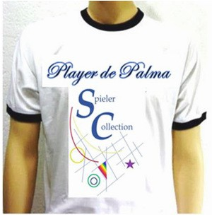 T-Shirt mit Payer de Palma